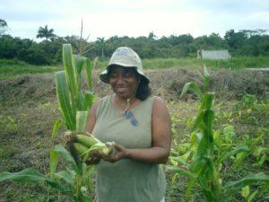 Belize garden me