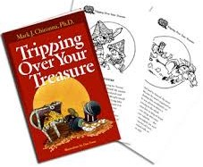 Tripping over mark chironna book